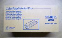 Original Minolta Toner magenta für ColorPageWorks / Pro 0940-601 1710437-003 OVP
