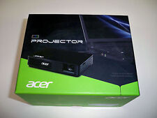 NEW Acer C120 WVGA Pocket Size LED Pico Projector CWV1109