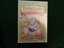 ~ REALLY WOOLLY - THE GIFT OF CHRISTMAS - DAYSPRING - NO PRENTATION CARD ~ DVD