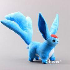 """10"""" Final Fantasy Carbuncle Emerald Plush Toy Stuffed Animal Fox Doll Cute"""