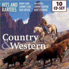Country & Western-Hits and Rarieties von Johnny Cash,Bob Luman,Don Gibson (2011)