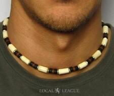 AUSTRALIA SURFING Mens Beads Necklace Beads for Men Man Surfer Choker Beaded
