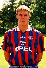 Alexander Zickler Bayern München 1996-97 seltenes Foto