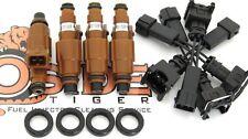 97-01 Honda Prelude H22A4 Fuel Injectors Bosch Best Upgrade 4-Hole Spray! OBD2