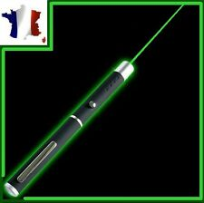 Pointeur Laser vert Puissant-TACTIC Militaire-Longue Porté-5 KM-1MW