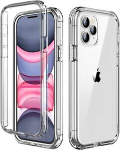Full Body Shockproof Silicone CASE STAND COVER FOR APPLE IPHONE 13 12 11 8 7 6s