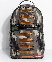 Sprayground Camo Trooper Backpack