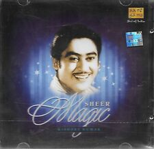 SHEER MAGIC - KISHORE KUMAR - NEW BOLLYWOOD SARE GAMA SOUND TRACK CD