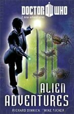 Doctor Who Book 3: Alien Adventures (Doctor Who: Young Reader Adventures) By Ri