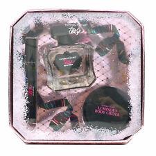 3 Pc GIFT Set TEASE Victoria's Secret Eau de Parfum Perfume 1.7+Cream+Rollerball