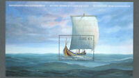 Ireland-Viking Ships mnh min sheet - 2007- (1864)
