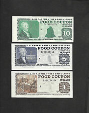 USDA FOOD STAMP COUPON USDA 1973  $0.50 FIFTY CENT Banknote USDA WELFARE scrip