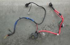 2007 Yamaha Vino YJ125 starter cable and parts