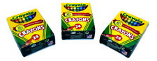 3 Pack Crayola 52-3024 Crayons - 24 Count (Brand New + Free Shipping)