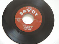 LITTLE ESTHER - T'AINT WHATCHA SAY IT'S WHATCHA DO / IF IT'S NEWS TO YOU (R&B)