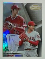 2018 Topps Gold Label Class 2 #17 Shohei Ohtani Los Angeles Anaheim Angels RC