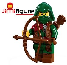NEW LEGO Minifigures Rogue Series 16 71013 Forest Warrior Archer Genuine Figure