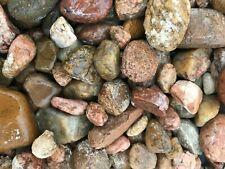 6lb Natural Aquarium Gravel River Rock Stone Fish Tank Substrate
