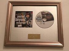 SIGNED/AUTOGRAPHED DEL AMITRI - PASTED BEYOND RECOGNITION FRAMED CD PRESENTATION