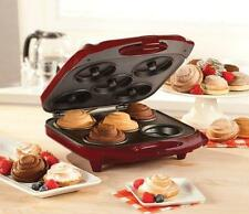 Bella Spiral Cake Maker - Red Model