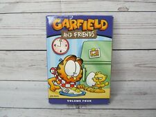 Garfield and Friends: Volume 4 (DVD, 2005, 3-Disc Set) 1991 cartoon series
