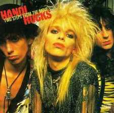 HANOI ROCKS - TWO STEPS FROM THE MOVE NEW CD