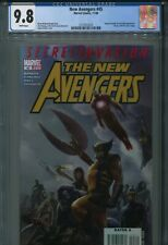 New Avengers 45 CGC 9.8 Secret Invasion Wolverine Spider-Man X-Men House of M 1