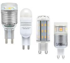 2 X G9 LED SMD G9 Replacement for G9 Halogen Light Bulb G9 LEDs