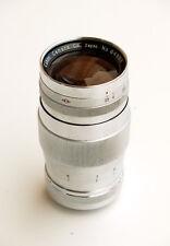 *c1954* ● Obj. clásico CANON f3.5 135mm  Rangefinder ● Leica LTM Canon m39