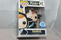 Funko Pop! Vinyl Figure - Zodiac #11 - Taurus - Funko Shop Exclusive