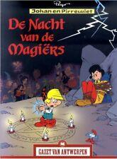 Johan en Pirrewiet 16: De Nacht van de Magiërs.        Reclame-uitgave!