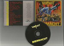 WEHRMACHT - Biermacht cd MEGA RARE THRASH METAL 2000 CELTIC FROST DESTRUCTION