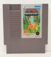 "(Untested) VTG 1987 Nintendo SNK ""Ikari Warriors"" NES Video Game Cartridge ONLY"