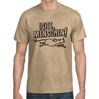 IGITT MENSCHEN Ratte Maus Cartoon Comic Fun Sprüche Lustig Spaß Comedy T-Shirt