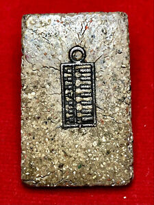 Thai Amulet Somdej LP Toh Wat Rakang Charm Talisman Magic Buddha Protect K095