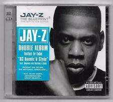 DOUBLE CD RAP AMERICAIN / JAY-Z - THE BLUEPRINT / ANNEE 2000 (NEUF SOUS CELLO)