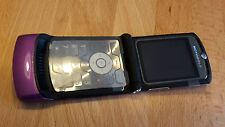 Motorola RAZR V3 Purple / Lila simlockfrei + brandingfrei + WIE NEU