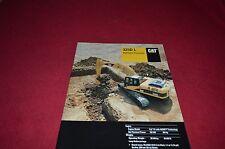 Caterpillar 325D L Excavator Dealer's Brochure DCPA4