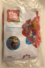 Play Day Armband Water Wings Pool Safety Child Ages 3-6 Floaties float