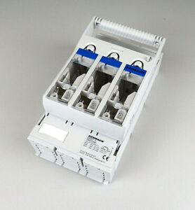 NH00 | Trenner | 3polig | Sicherungslasttrenner | Klemme o. M8 | NH-Sicherung