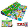 200cm X 180cm Play Mat 2 Sided Kids Crawling Educational Soft Foam Game Carpet