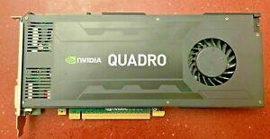 Professional Video card nVidia Quadro K4200 4GB GDDR5 256BIT