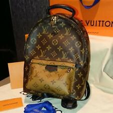 Louis Vuitton Backpack Palm Springs PM Bag M43116 Monogram Auth LV