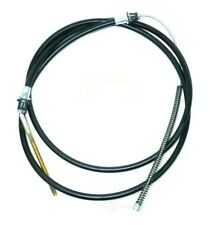 Parking Brake Cable-Stainless Steel Brake Cable Rear Right Absco 6555