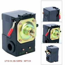 Air Compressor Pressure Switch Control 95 125 Psi Hd Pressure Switch Withunloader