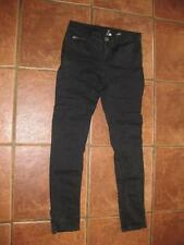 H&M Cotton Blend Low Rise Trousers for Women