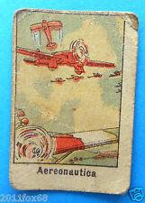 figurines cromos figurine sportive anni 30 40 v.a.v. vav aereonautica aviation f