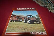 Hesston Fiat 580 680 780 880 980 680DT 780DT Tractor Dealer's Brochure AMIL15