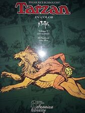 EDGAR RICE BURROUGHS' TARZAN IN COLOR VOLUME 2 *FIRST THUS*