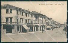 Venezia San Donà di Piave cartolina QK9419